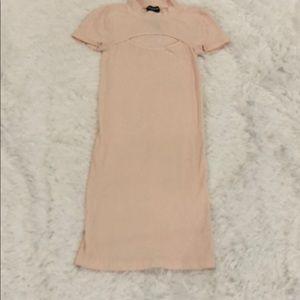 Bebe women's dress